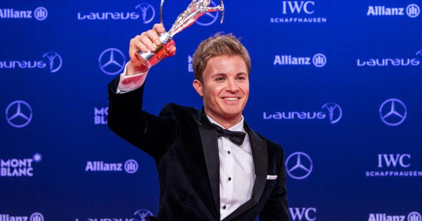 2017 Laureus World Sports Awards Nico Rosberg