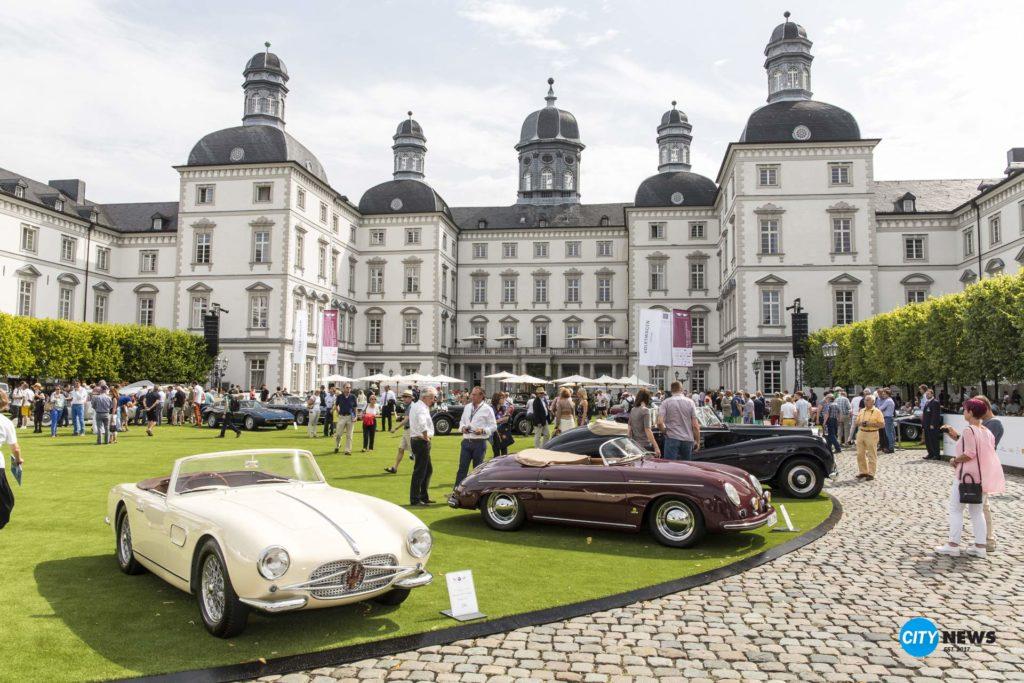 schloss bensberg supersports classics, Schloss Bensberg Classics, oldtimer, rallye, event , veranstaltung, sbsc, Schloss Bensberg Supersports Classics (SBSC), City-News.de