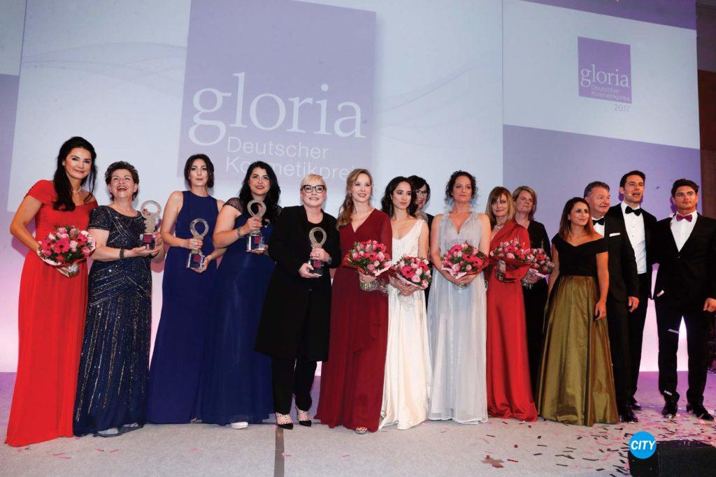 """Gloria, deutscher kosmetikpreis, 2017, düsseldorf, Glanz und Gloria: Düsseldorf feiert die Beautyszene bei """"Gloria – Deutscher Kosmetikpreis"""", City-News.de, City-News.de"""