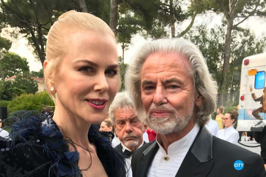 charity lambertz, Dr. Hermann Bühlbecker, Nicole Kidman, amfAR Gala, Cannes 2017, amfAR-Gala in Cannes 2017, City-News.de, City-News.de