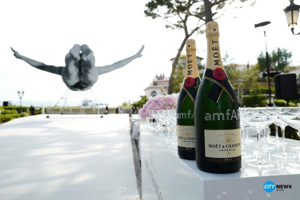 cannes 2017, amfAR Gala, amfAR2017, aids gala cannes,, Moët Hennessy, Official Partner, of amfAR Gala Canne 2017, City-News.de, City-News.de