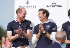 Maserati Royal Charity Prince William