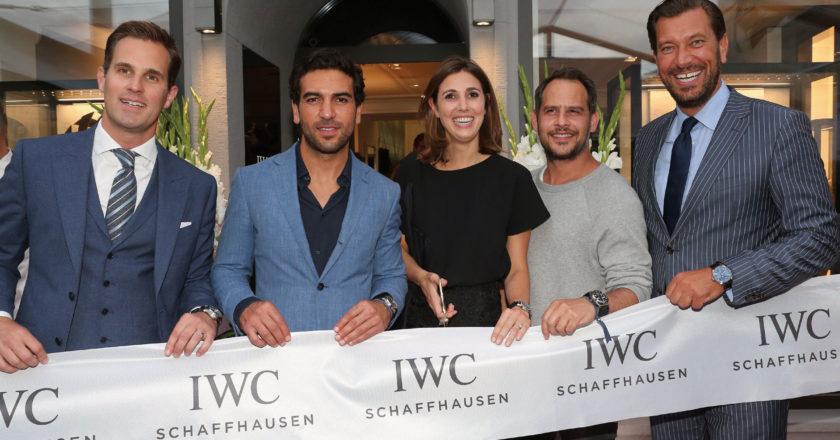 IWC Boutique München