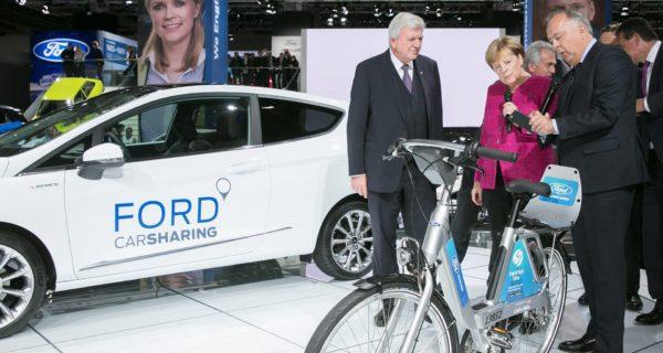 Merkel Ford IAA