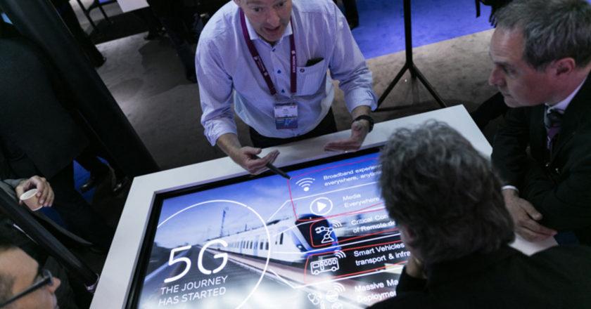 Ericsson-Netztechnik-5G