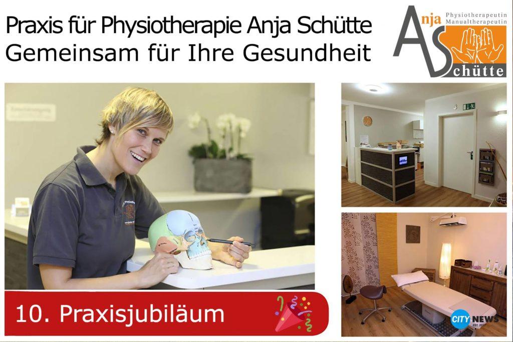 Anja Schütte, praxis physiotherapie, troisdorf, 10 jubilaeum, Praxis Anja Schütte feiern 10-jähriges Praxisjubiläum! Ein Jahrzehnt dem Wohlbefinden gewidmet, City-News.de, City-News.de