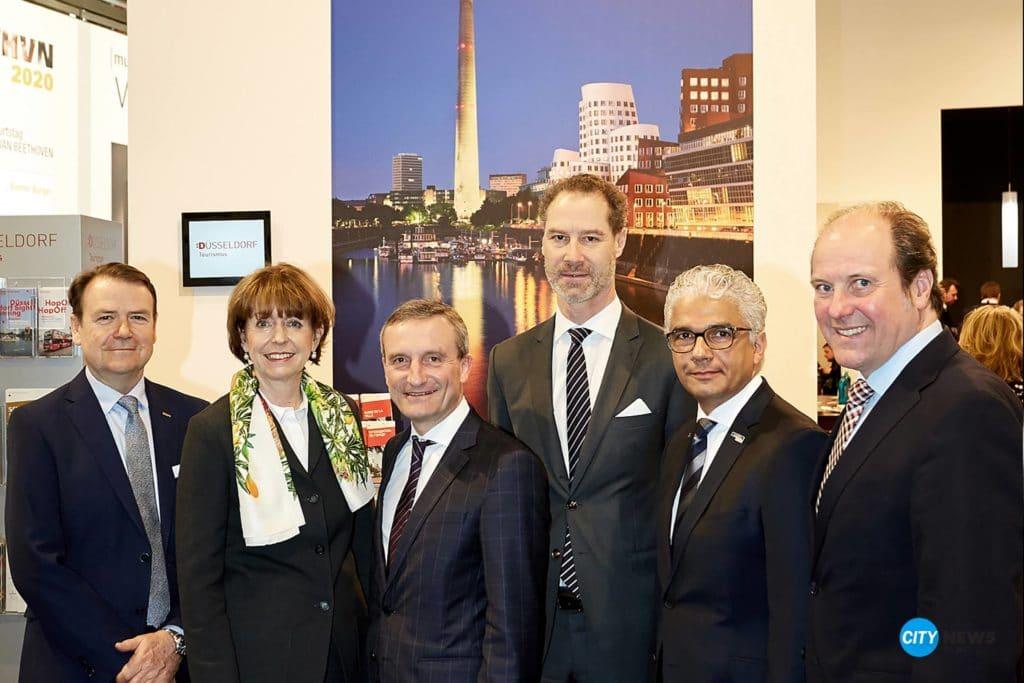 duesseldorf, tourismus, koeln, bonn, Düsseldorf Tourismus wirbt auf ITB in Berlin mit neuen Strategien um internationale Gäste, City-News.de
