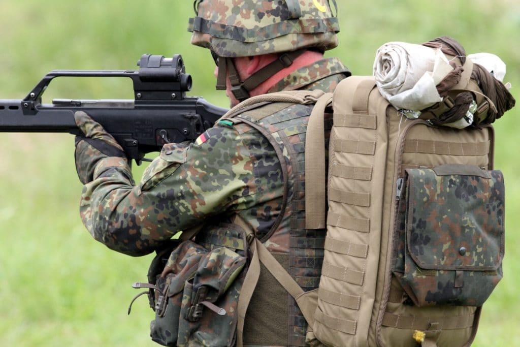 , Immer weniger Wehrdienstleistende bei der Bundeswehr, City-News.de