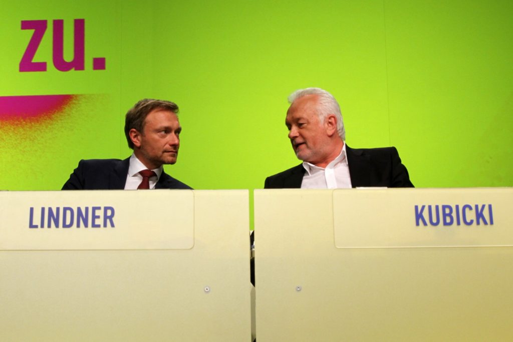 , Forsa: FDP gewinnt ein Prozent, City-News.de