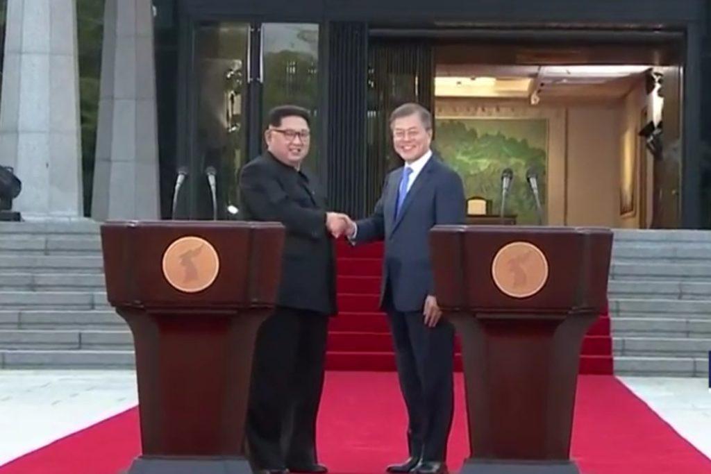 , Nordkorea und Südkorea wollen Friedensvertrag unterzeichnen, City-News.de