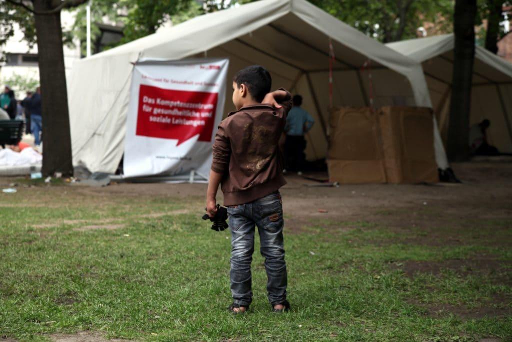 , Hoher Kinderanteil unter Asylbewerbern, City-News.de, City-News.de