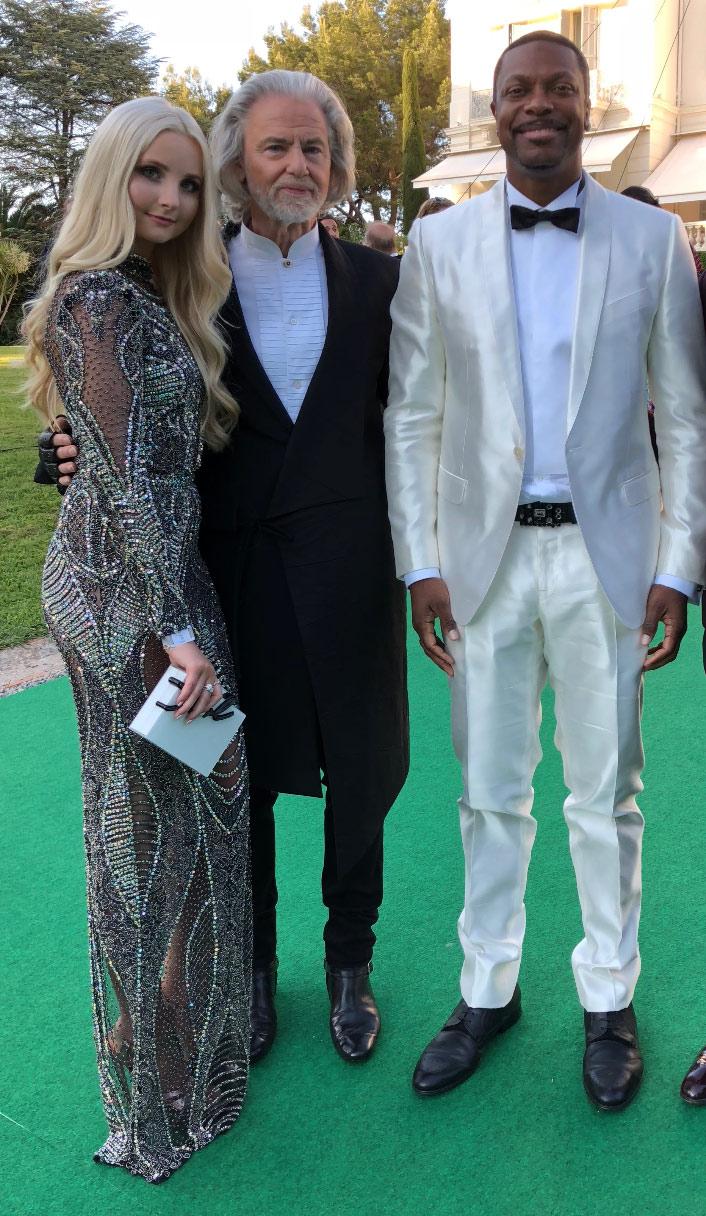 amfAR Gala, Cannes 2018, lambertz, tom kaulitz, heidi klum, buehlbecker, amfAR-Gala 2018 in Cannes mit Prof. Hermann Bühlbecker, City-News.de, City-News.de