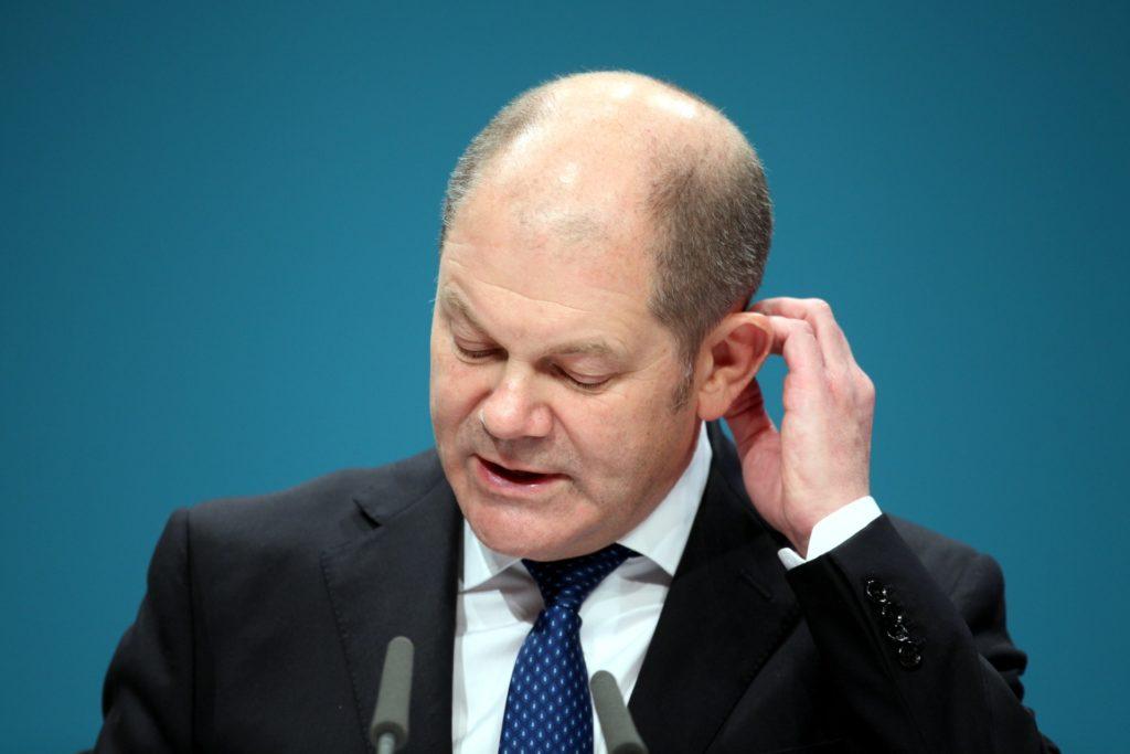 , Bericht: Scholz will trotz Niederlage Finanzminister bleiben, City-News.de