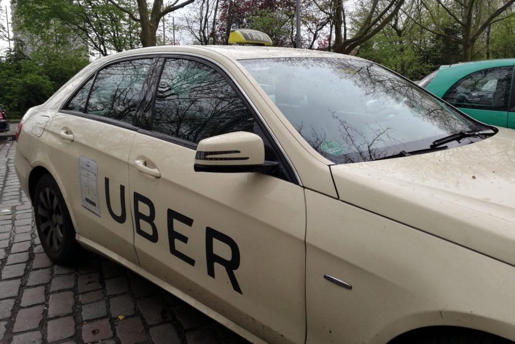 , Uber fordert Gesetzesänderungen in Deutschland, City-News.de