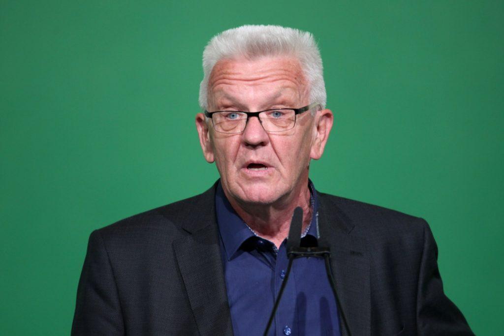 , Kretschmann in K-Frage fast gleichauf mit Habeck, City-News.de