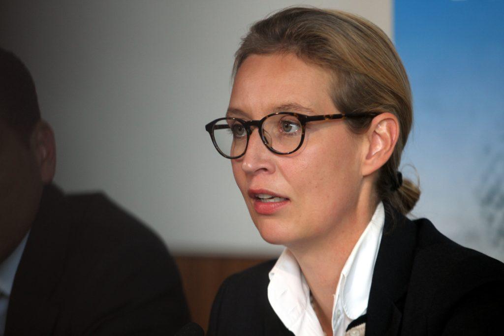 , Nach Eklat bei Pressekonferenz: Weidel sieht kein Fehlverhalten, City-News.de, City-News.de