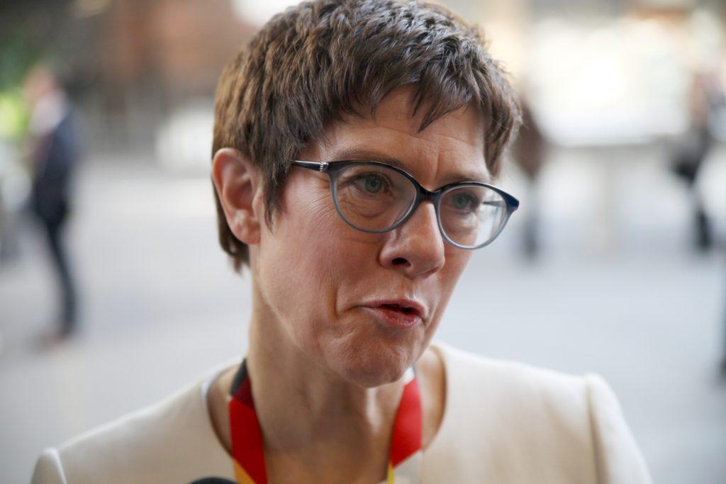 ", FDP kritisiert Kramp-Karrenbauers Teilnahme an ""Morgenlage"", City-News.de"