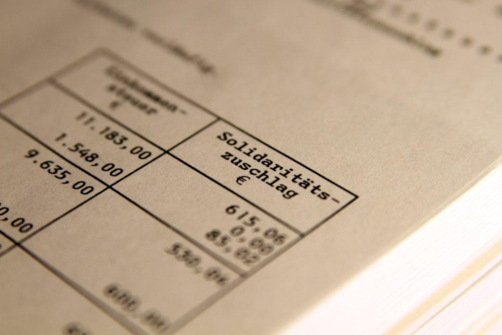 , Oberfinanzdirektion NRW sorgt für Teilerfolg im Kampf gegen den Soli, City-News.de, City-News.de