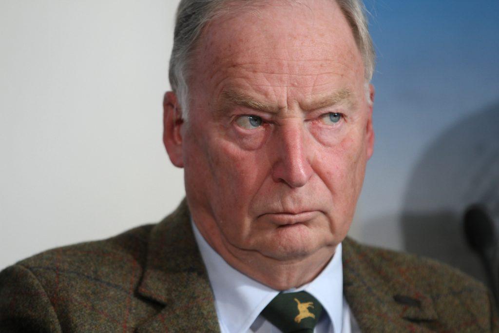 , Gauland sieht AfD-Zukunft wegen Kalbitz-Streit pessimistisch, City-News.de