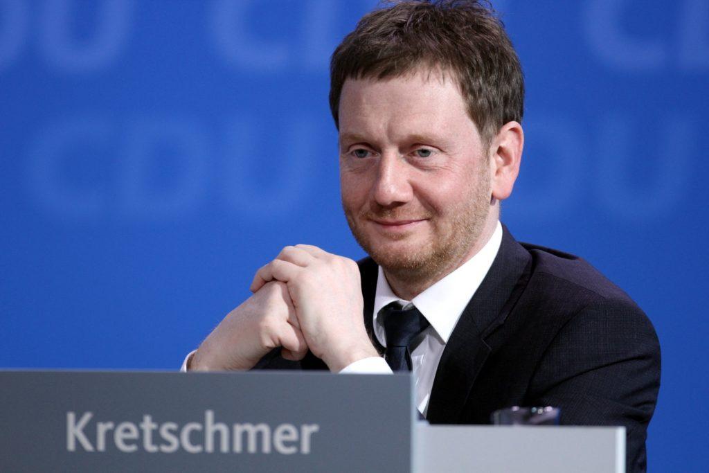 , Sachsens Ministerpräsident fordert von CDU mehr Mut, City-News.de