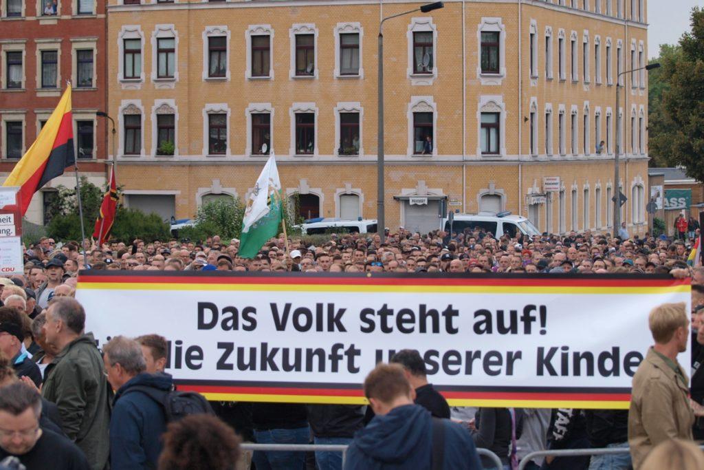 Risultati immagini per pro Chemnitz