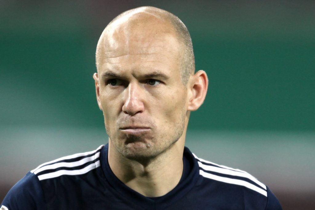 , Arjen Robben beendet seine Fußballer-Karriere, City-News.de