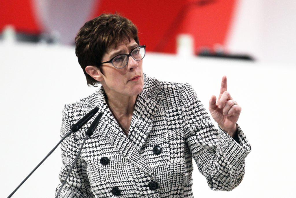 , Politik-Experten raten AKK zu Profilschärfung, City-News.de