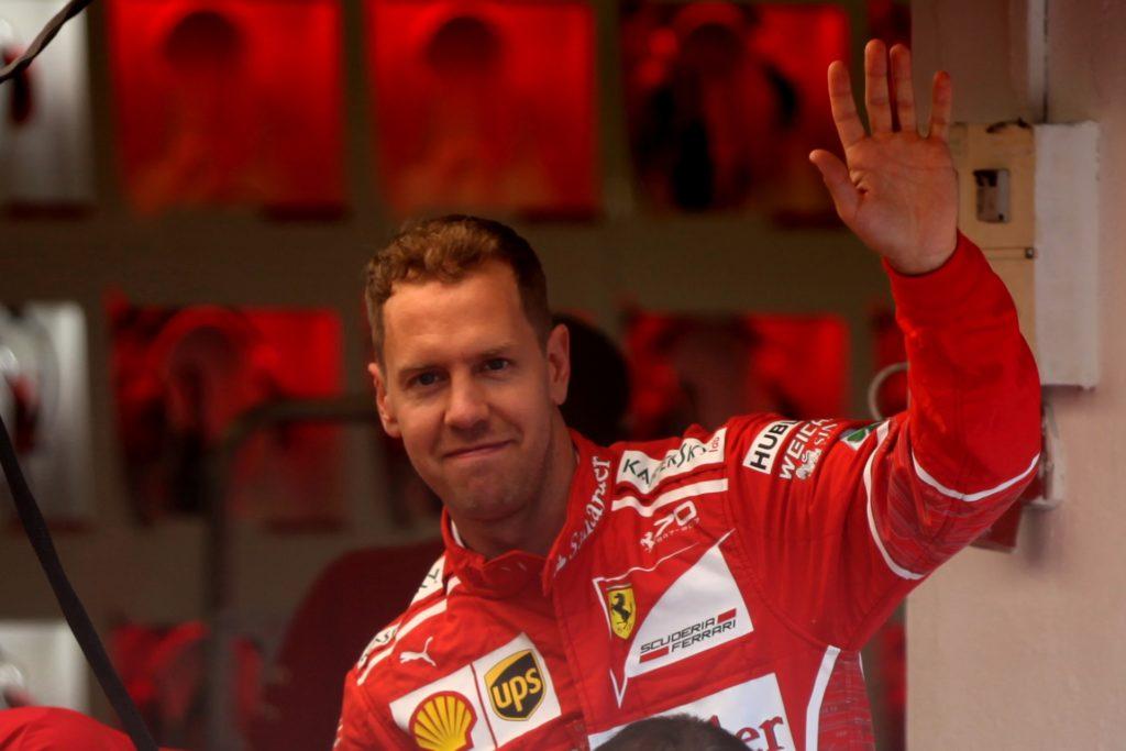 , Vettel macht sich keine Sorgen über Rangfolge bei Ferrari, City-News.de, City-News.de