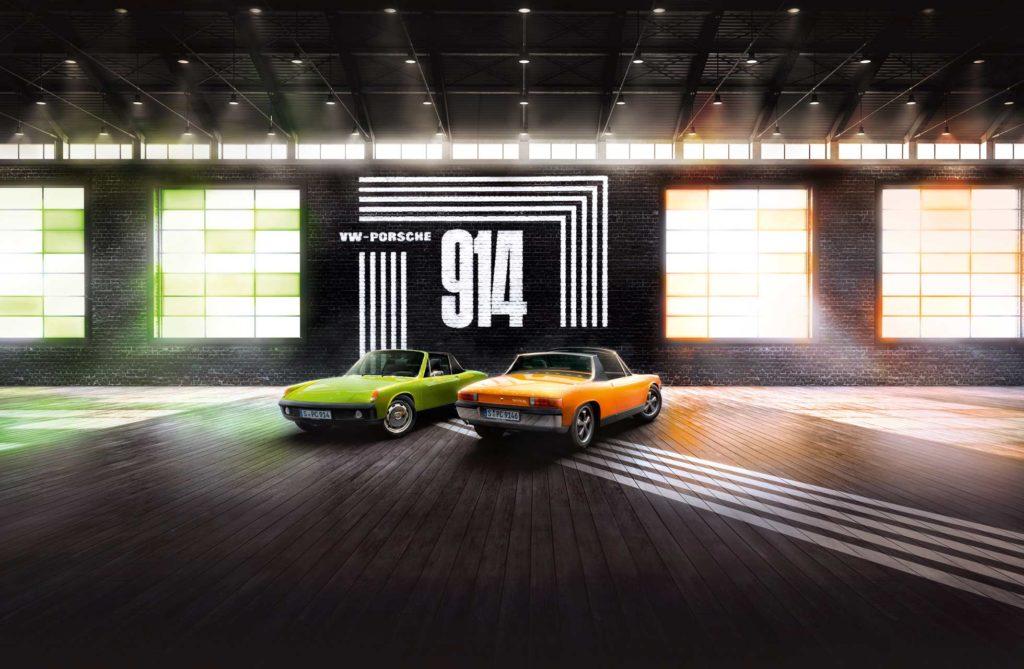 techno classica, porsche, Porsche 914, essen, Porsche-Jubiläum auf der Techno Classica, City-News.de