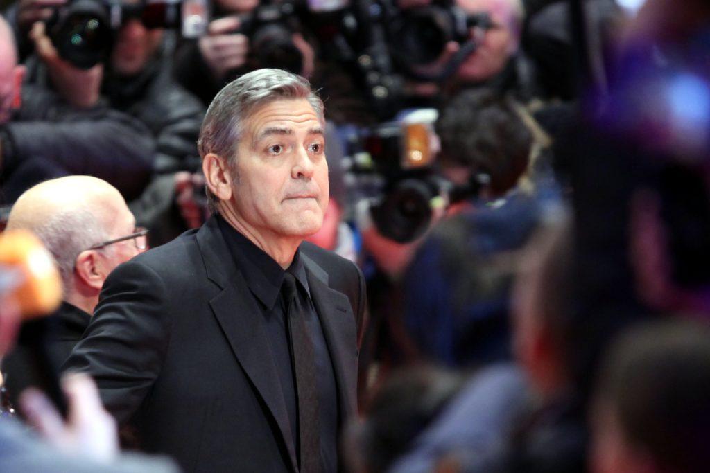 , George Clooney erwägt Klage gegen Donald Trump, City-News.de