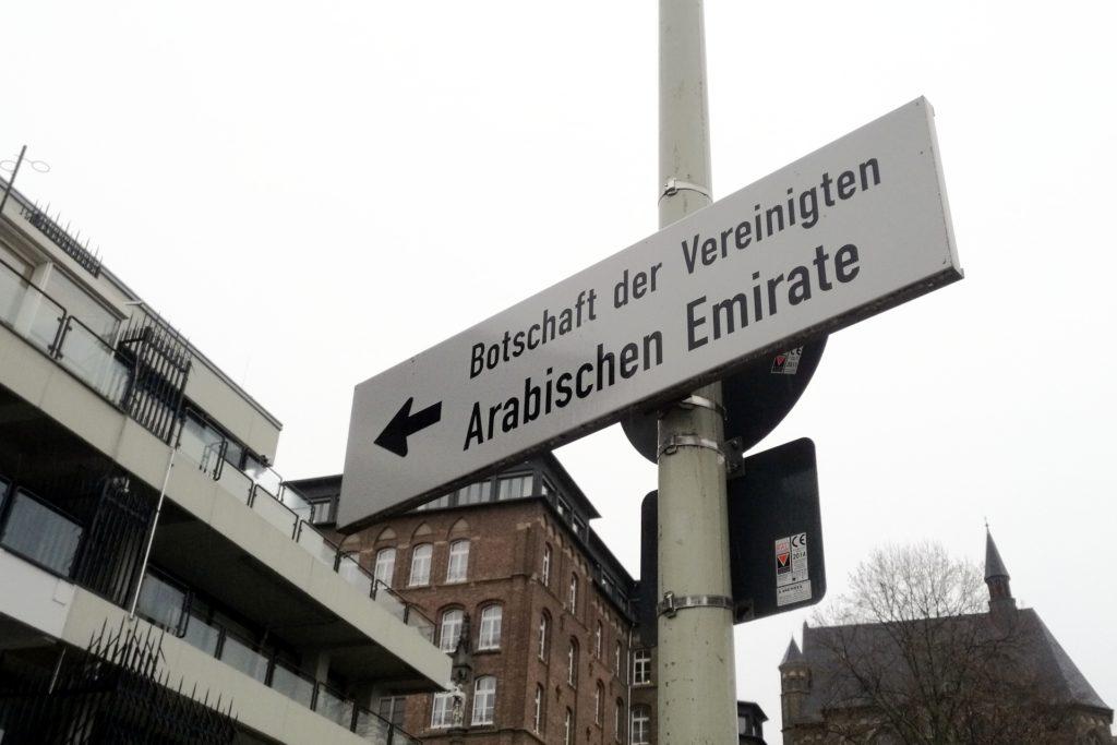 , Gesandter der Botschaft Israels für Zusammenarbeit mit Emiraten, City-News.de