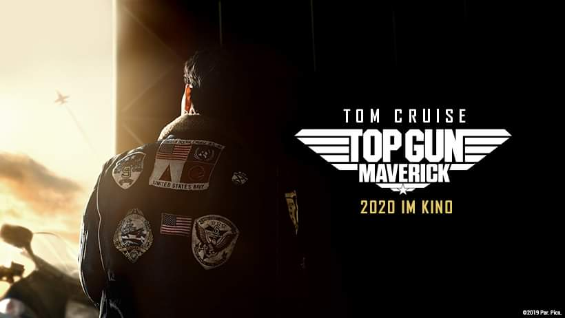 "Top Gun, Top Gun 2 – mit Tom Cruise ""Maverick"" ab Sommer 2020 im Kino, City-News.de, City-News.de"