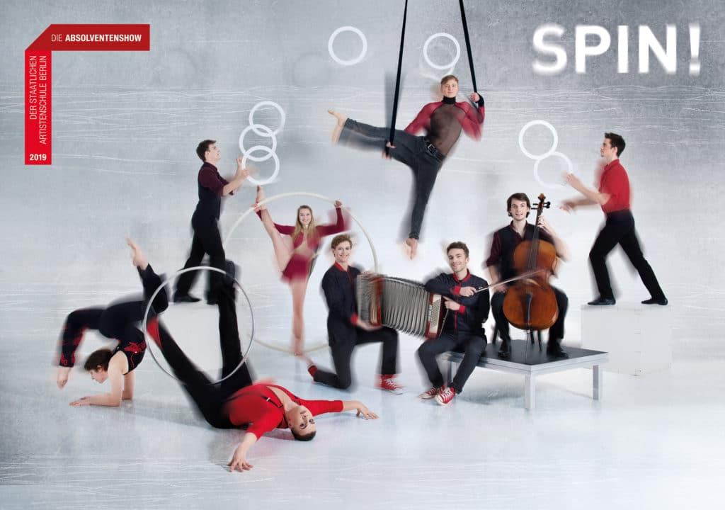 """spin absolventenshow, 2. September: """"SPIN!"""" – Absolventenshow 2019 im GOP Bonn, City-News.de"""
