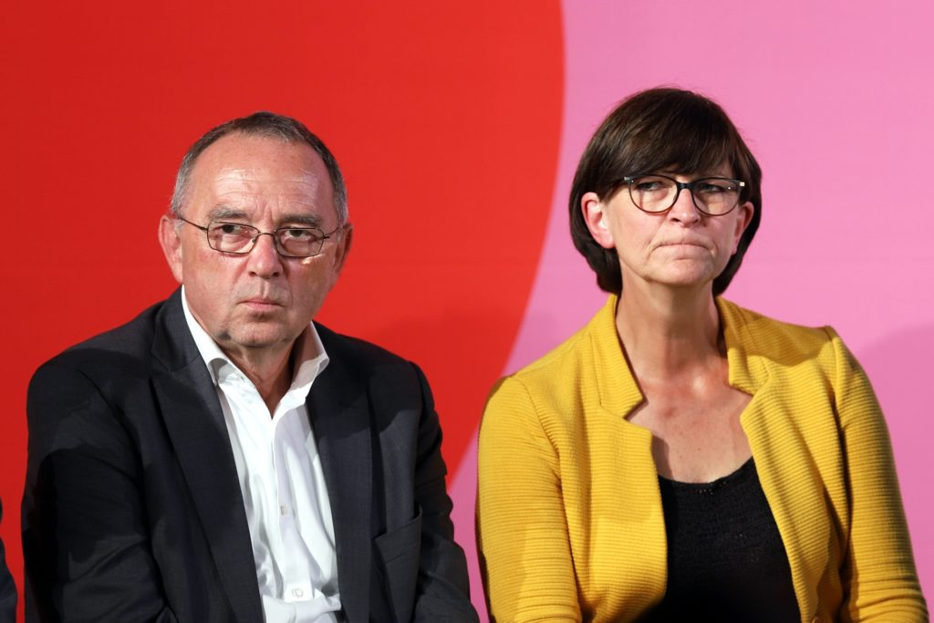 , Walter-Borjans und Esken legen bei Steuerkonzept nach, City-News.de