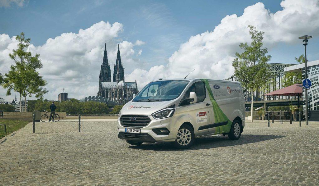 Ford testet Geofencing und Blockchain-Technologie, Ford testet Geofencing und Blockchain-Technologie für sauberere Stadtluft, City-News.de