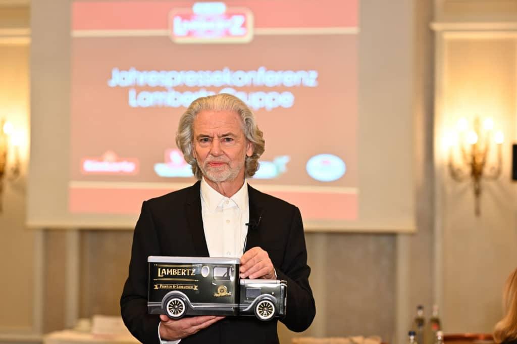 bühlbecker lambertz, Jahrespressekonferenz 2019 der Lambertz-Gruppe, City-News.de