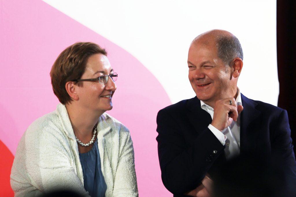, SPD-Vorsitz: Betriebsräte rufen zur Wahl von Scholz und Geywitz auf, City-News.de