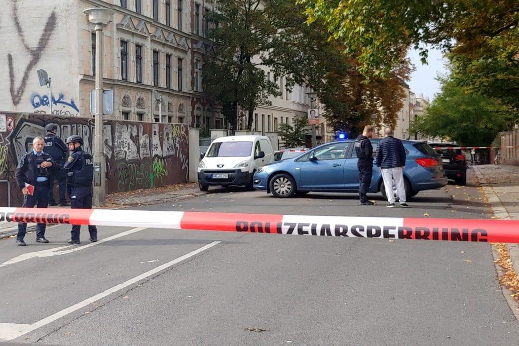 , Zwei Tote nach Schießerei in Halle – Verdächtiger festgenommen, City-News.de
