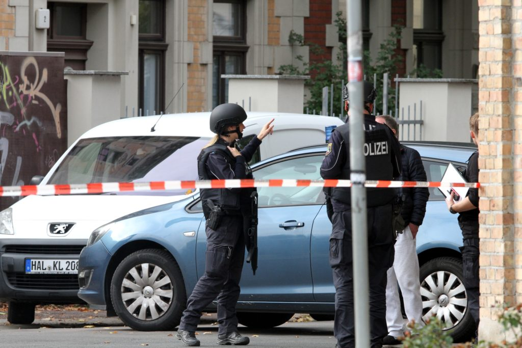 , Täter von Halle streamte Tat im Internet, City-News.de, City-News.de