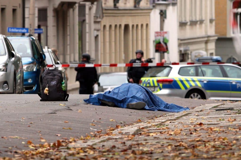 , Täter von Halle trug Kampfanzug, City-News.de, City-News.de