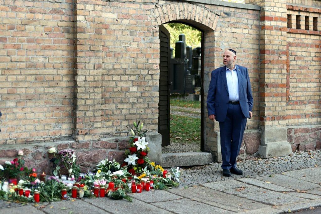 , Vorsitzender der Jüdischen Gemeinde Halle sieht Parallelen zu 1938, City-News.de, City-News.de