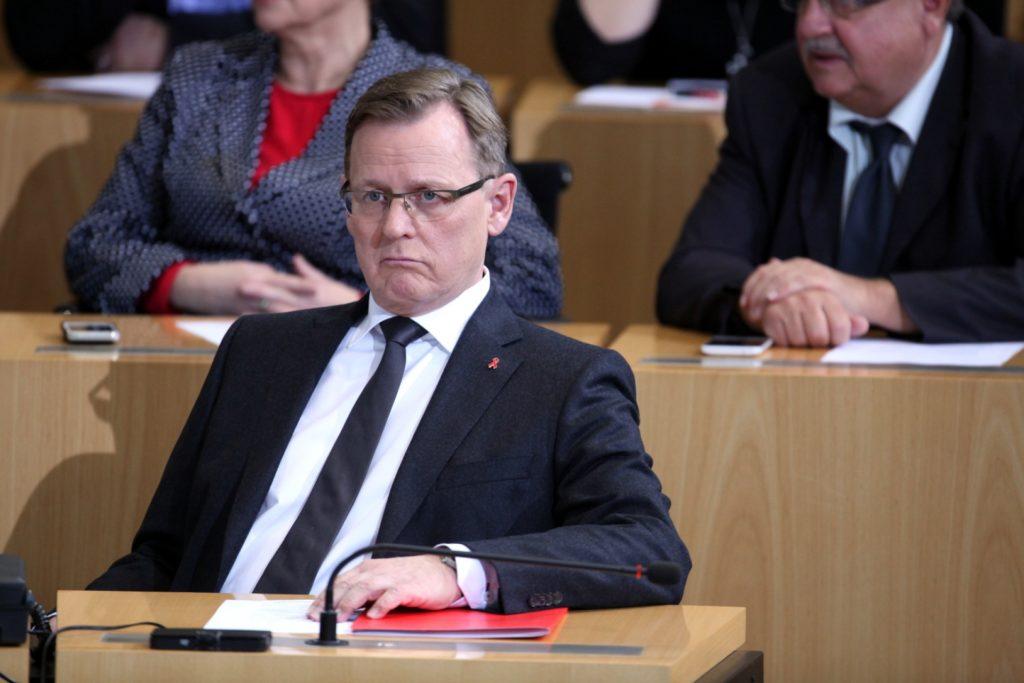 , Thüringens Innenminister kritisiert Ramelows Alleingänge, City-News.de