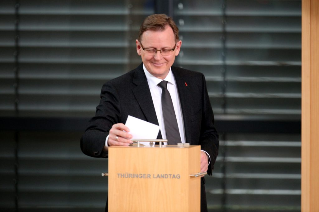 , Thüringen: Ramelow will sich im Februar zur Wahl stellen, City-News.de