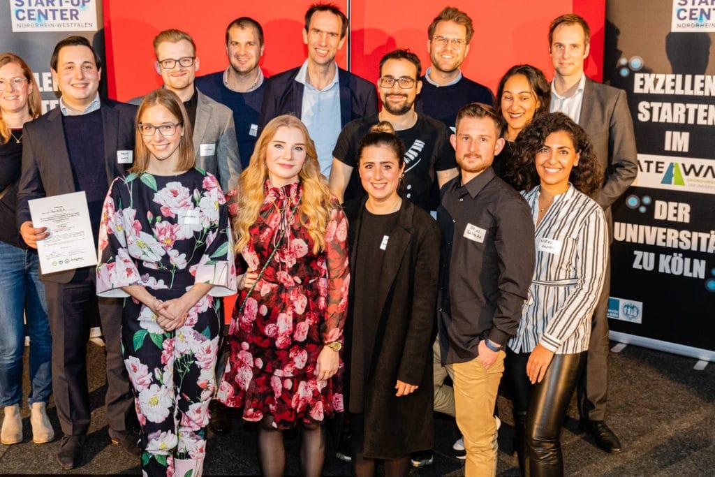 , Studentisches Legaltec Start-up gewinnt ersten Gründungsideenwettbewerb mit KI-basiertem Rechtsberatungskonzept für GründerInnen, City-News.de, City-News.de