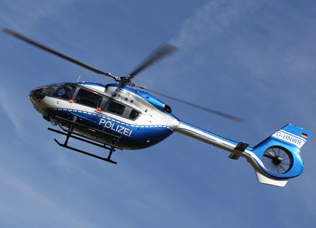 polizei hubschrauber festnahme, Festnahme! Polizei suchte mit Hubschrauber nach Tatverdächtigem nach dem Verdacht eines Sexualdeliktes, City-News.de
