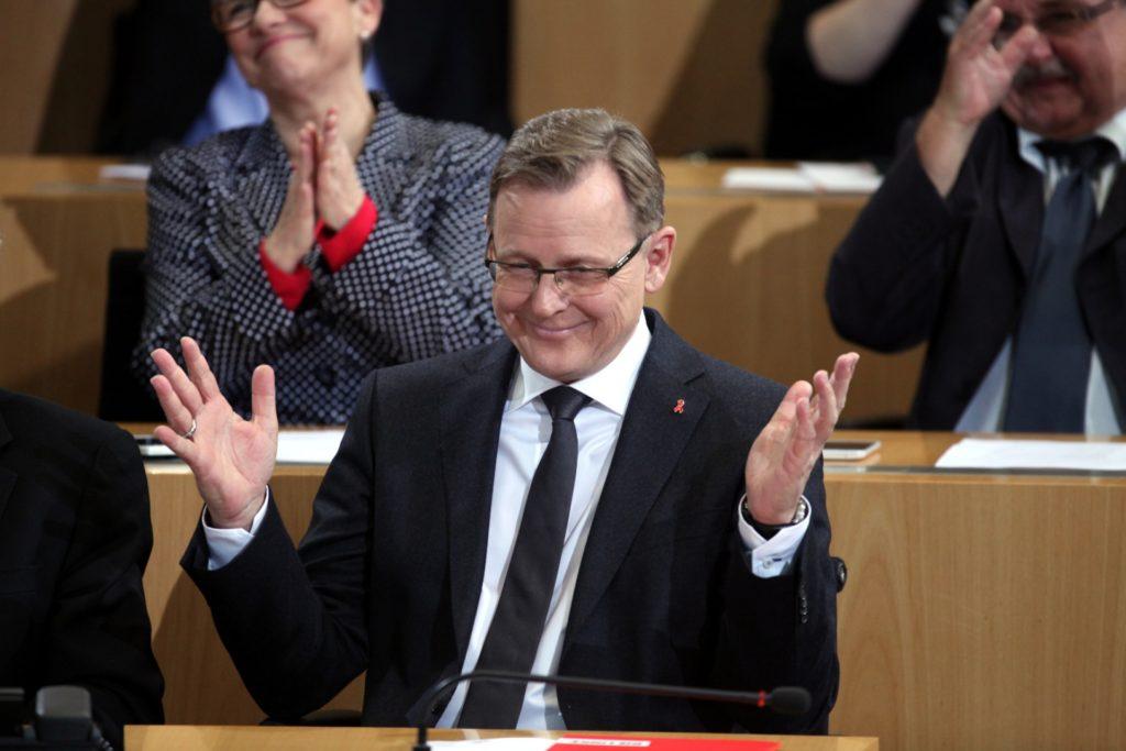 ", Ramelow: Minderheitsregierungen sind ""neue politische Qualität"", City-News.de, City-News.de"