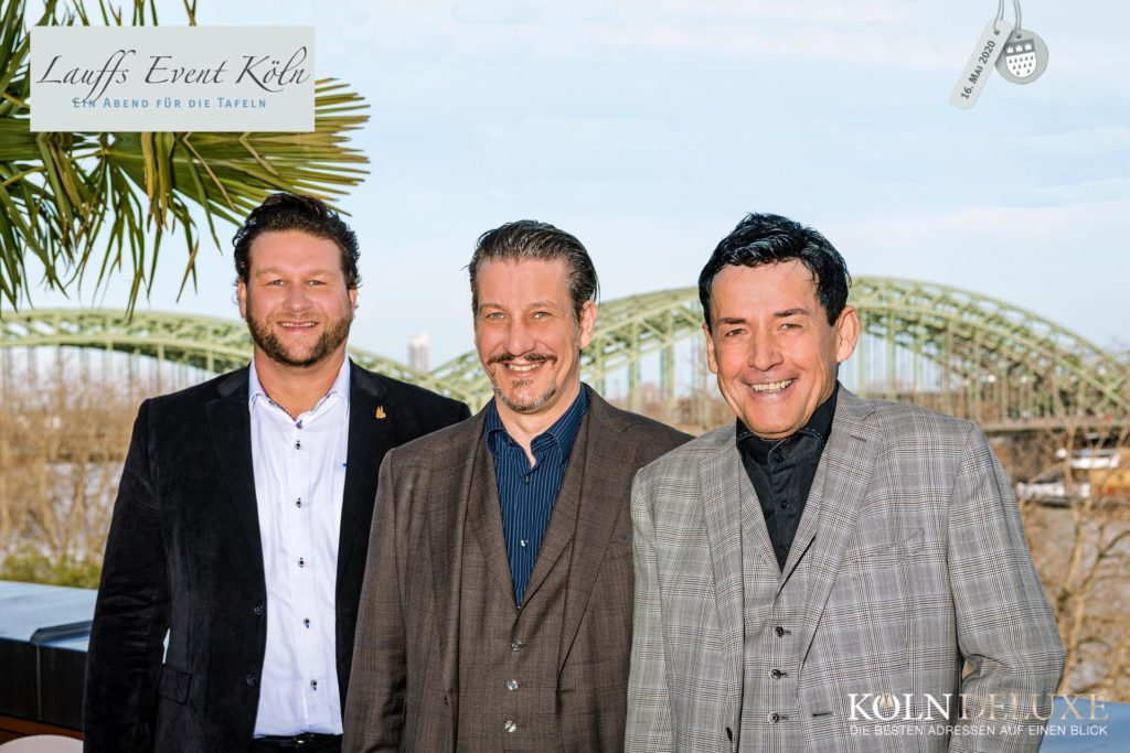 lauffs charity event, Lauffs Charity Event trifft Rheinloft Cologne & Köln Deluxe, City-News.de