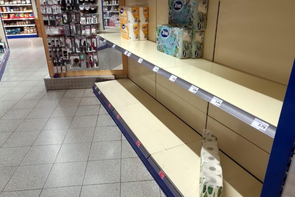 , Klöckner warnt Verbraucher vor Hamsterkäufen, City-News.de