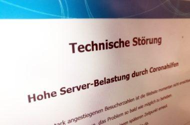 , Bundesregierung rechnet mit heftigem Wirtschaftseinbruch, City-News.de, City-News.de