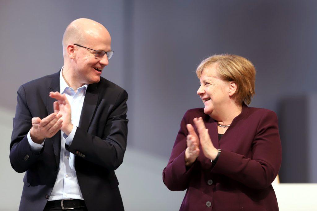 , Kantar/Emnid: Union leicht im Aufwind, City-News.de